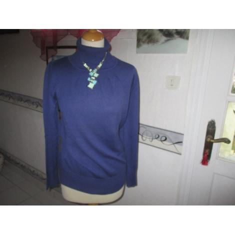 Col roulé PROMOD Bleu, bleu marine, bleu turquoise
