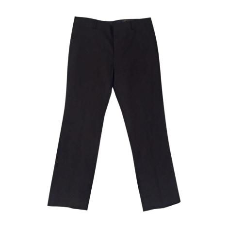 Pantalon large LOUIS VUITTON Noir