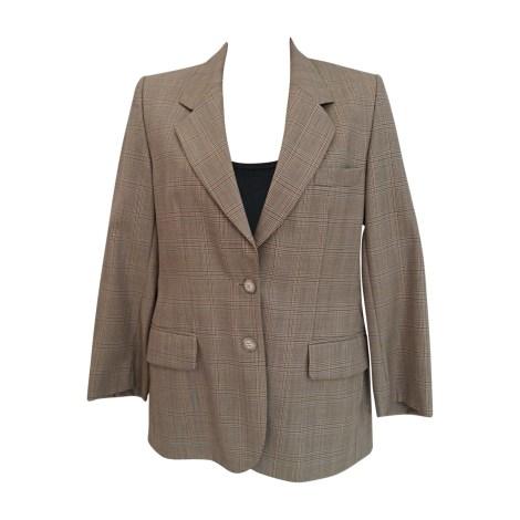 Blazer, veste tailleur BURBERRY Beige, camel