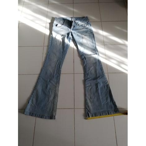 Pantalon évasé PIMKIE Bleu, bleu marine, bleu turquoise