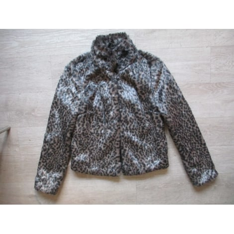 Blouson, veste en fourrure PIMKIE Imprimés animaliers