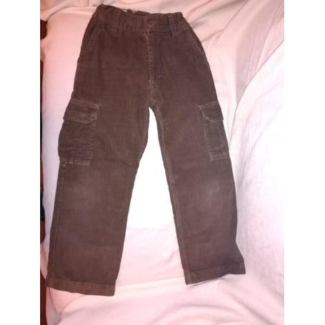 Pantalon CLAYEUX Marron