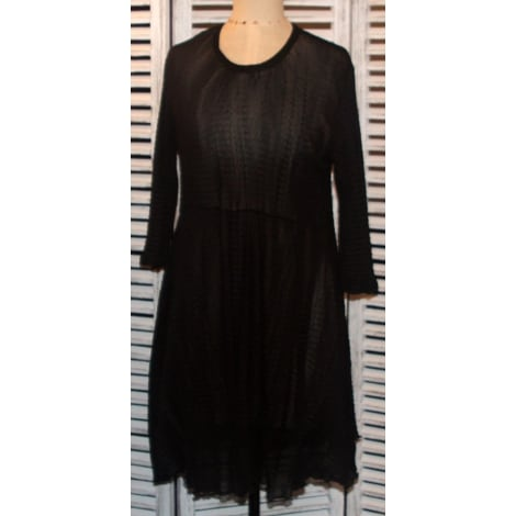 Robe courte MERISCA Noir