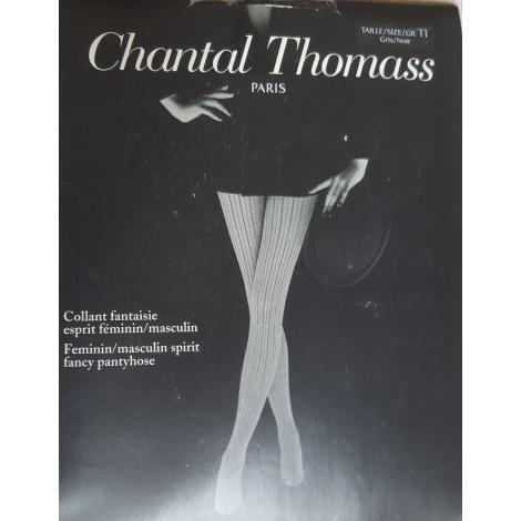 Collant CHANTAL THOMASS Gris, anthracite