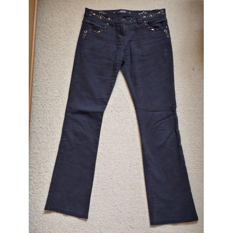 Jeans droit MORGAN Noir