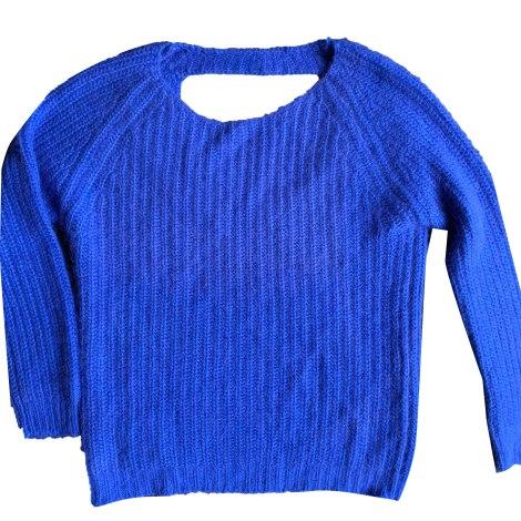 Pull BEL AIR Bleu, bleu marine, bleu turquoise