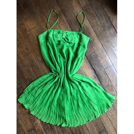 Robe mi-longue TWIN-SET SIMONA BARBIERI Vert