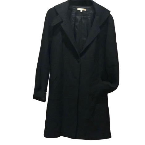 Manteau BA&SH Noir