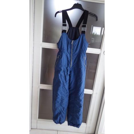 Combinaison de ski MARQUE INCONNUE Bleu, bleu marine, bleu turquoise