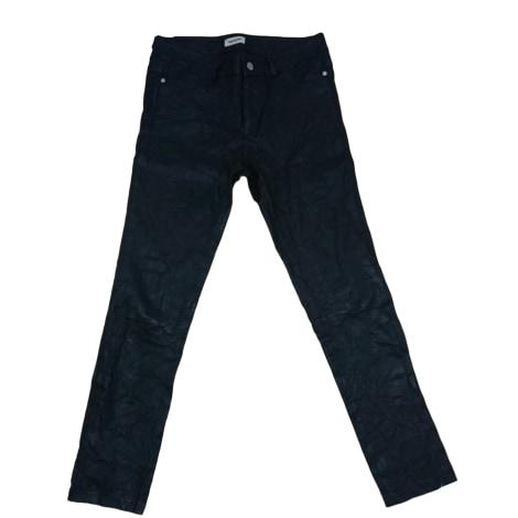 Pantalon slim, cigarette ZADIG & VOLTAIRE Noir