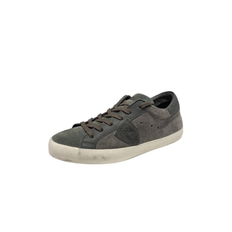 Baskets PHILIPPE MODEL Gris, anthracite