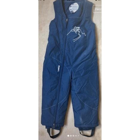 Combinaison de ski DÉCATHLON Bleu, bleu marine, bleu turquoise