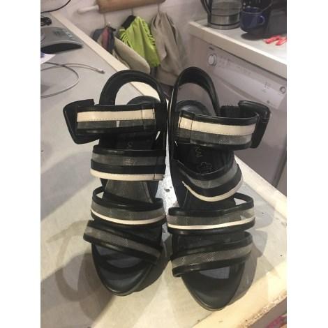 Escarpins à bouts ouverts KOOKAI Noir