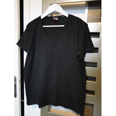 Tee-shirt SCOTCH & SODA Gris, anthracite