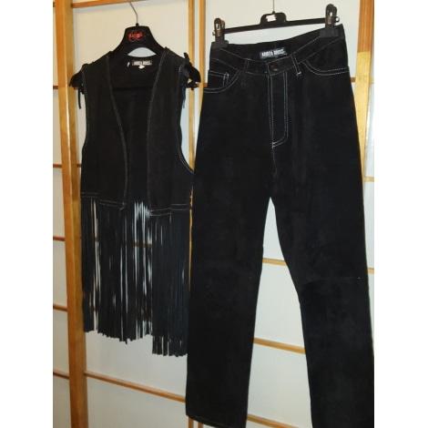 Tailleur pantalon ADRIZA BROSS Noir