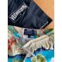 Badeboxer, Badepant VILEBREQUIN Blau, marineblau, türkisblau