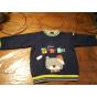 Sweatshirt ORCHESTRA Blue, navy, turquoise
