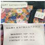 Robe mi-longue MARY KATRANTZOU Multicouleur