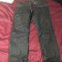 Straight Leg Jeans ZARA Blue, navy, turquoise