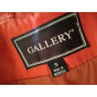 Caban DRESS GALLERY Orange
