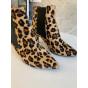 High Heel Ankle Boots COSMOPARIS Animal prints