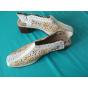 Sandales à talons PIKOLINOS Blanc, blanc cassé, écru