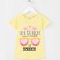 Top, Tee-shirt LEE COOPER Jaune