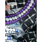Robe courte MANOUSH Multicouleur