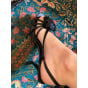 Sandales à talons NINE WEST Noir