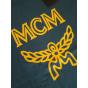 Tee-shirt MCM Bleu, bleu marine, bleu turquoise