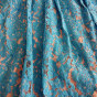 Robe courte TWIN-SET SIMONA BARBIERI Bleu, bleu marine, bleu turquoise