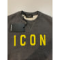 Sweat DSQUARED2 Gris, anthracite