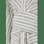 Robe courte ISABEL MARANT Blanc, blanc cassé, écru