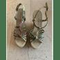 Sandales compensées SAN MARINA Multicouleur