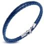 Bracelet ZENSE Bleu, bleu marine, bleu turquoise