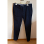 Pantalon droit RE&X Bleu, bleu marine, bleu turquoise