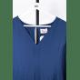 Robe mi-longue STELLA FOREST Bleu, bleu marine, bleu turquoise
