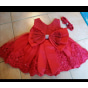 Robe MADE IN CHINA Rouge, bordeaux