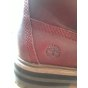 Flat Ankle Boots TIMBERLAND Bottes Red, burgundy