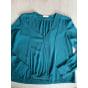 Chemise BA&SH Bleu, bleu marine, bleu turquoise