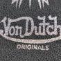 Blouson VON DUTCH Noir