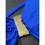 Maillot de bain deux-pièces MELISSA ODABASH Bleu, bleu marine, bleu turquoise