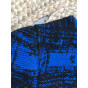 Top, tee-shirt TARA JARMON Noir et Bleu