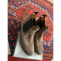 Bottines & low boots plates TRIVER FLIGHT Taupe
