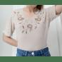 Top, tee-shirt VINTAGE Beige, camel