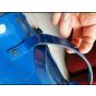 Lederhandtasche ARMANI JEANS Blau, marineblau, türkisblau