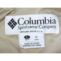 Blouson COLUMBIA Beige, camel