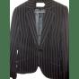 Tailleur pantalon ANTONELLE Noir