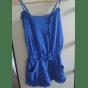 Combishort SCARLET ROOS Bleu, bleu marine, bleu turquoise