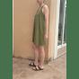 Robe courte ASOS Vert